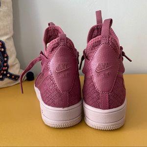 Nike Shoes - NIKE Air Force 1 Ultraforce Mid Force Is Female